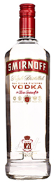 Smirnoff Vodka 1ltr title=