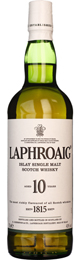 Laphroaig 10years Single Malt 70cl title=