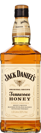 Jack Daniels Honey 1ltr title=